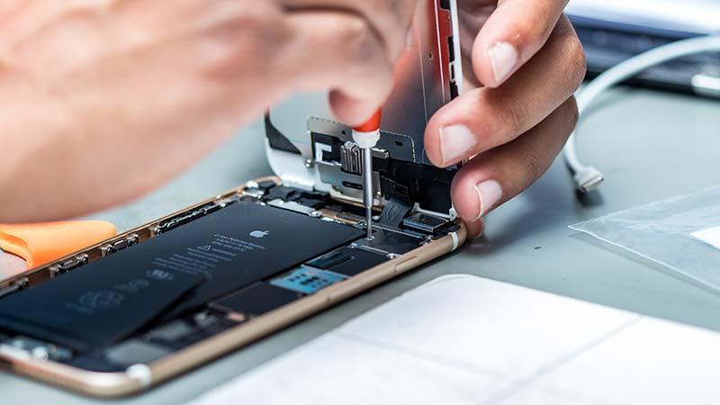 تعمیرات موبایل گیلان - رشت