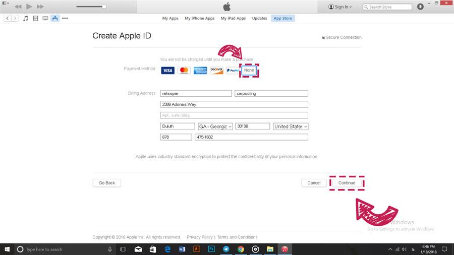 اپل آیدی -تعمیرات تخصصی موبایل آباد