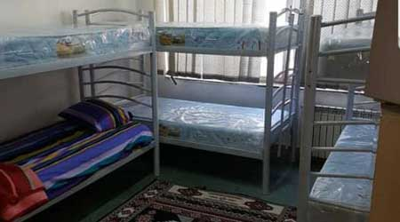 خوابگاه خانه سپید
