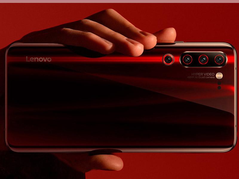 لنوو z6 پرو با دوربین 4 گانه معرفی شد