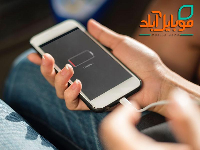 تعویض و تعمیر باتری گوشی