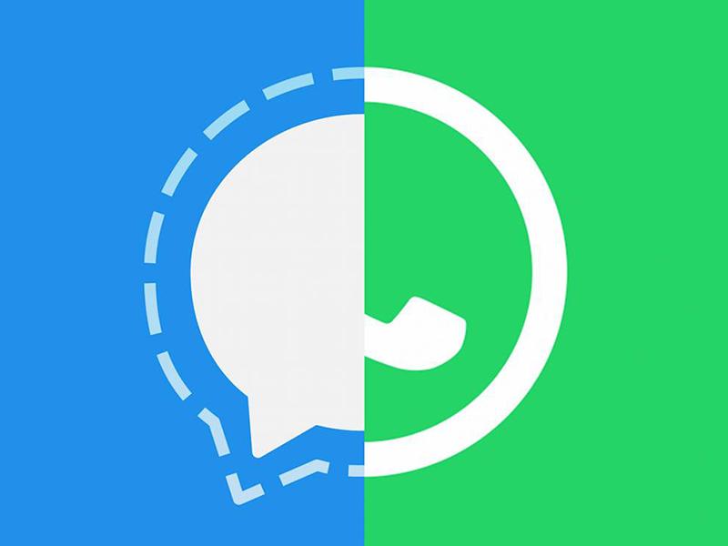 واتساپ بهتر است یا سیگنال؟ کدام یک را نصب کنیم؟