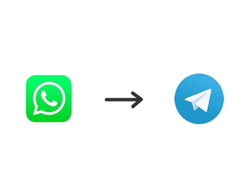نحوه انتقال چت از واتس آپ به تلگرام