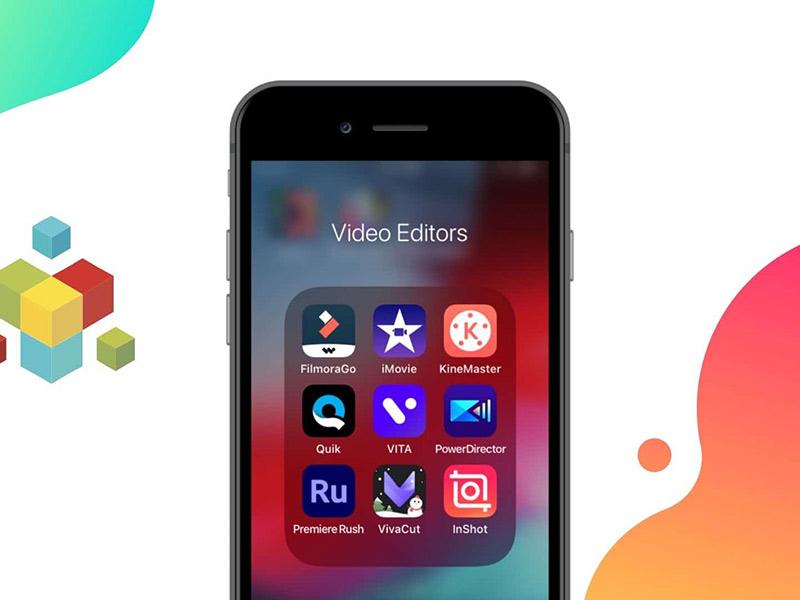 برنامه های تغییر حجم ویدئو در آیفون 2021