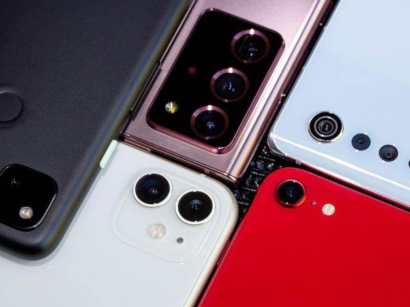 ایرادات گوشی کدام برند بیشترین آمار خرابی در سال 2020 را داشت؟