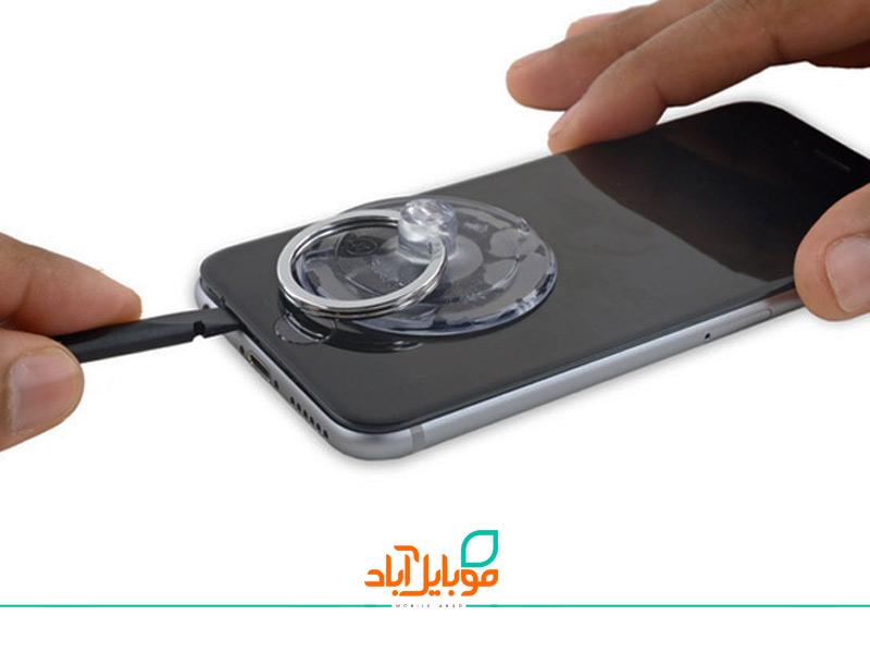 حل مشکل داغ شدن گوشی Galaxy A50