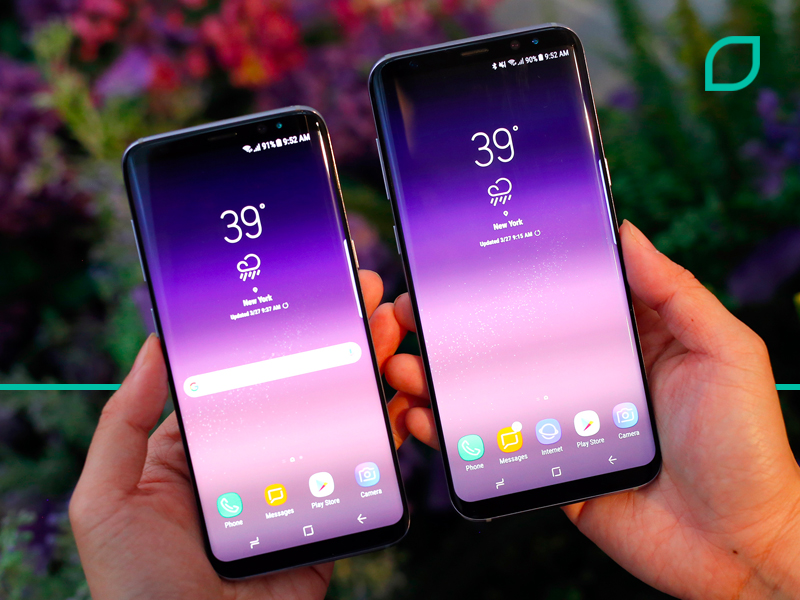 تاریخ معرفی سامسونگ گلکسی S8 و گلکسی S8+