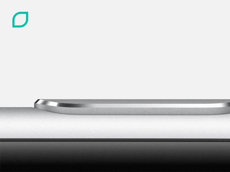 استفاده از فولاد در گوشی آیفون