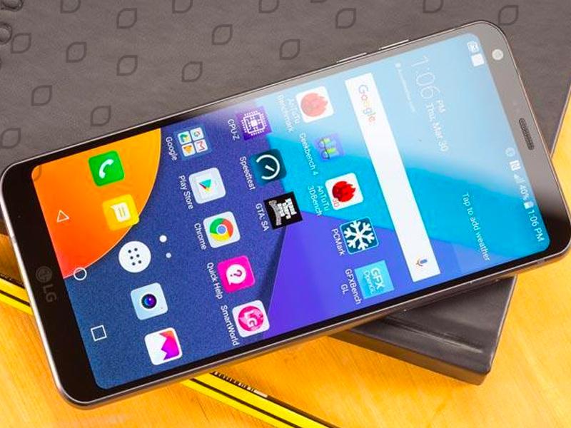 همکاری ال جی و گوگل برای انتقال دستیار هوشمند به گوشی LG G6