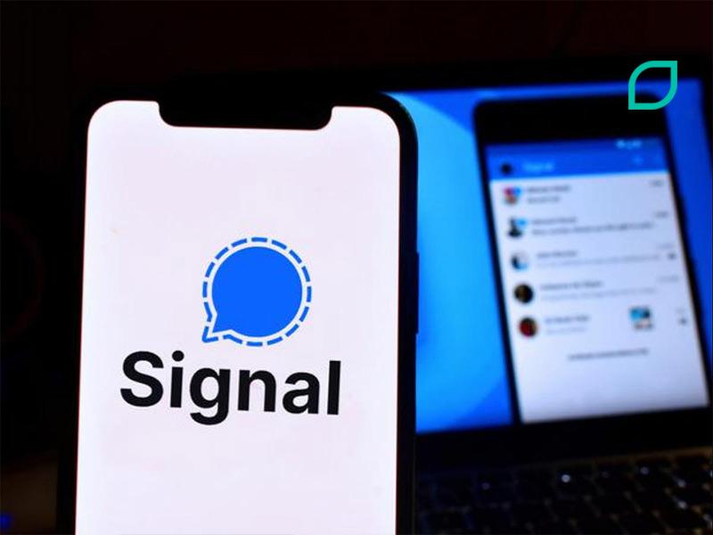 برنامه پیام رسانی سیگنال پرداخت های ارز رمزنگاری شده را آزمایش می کند