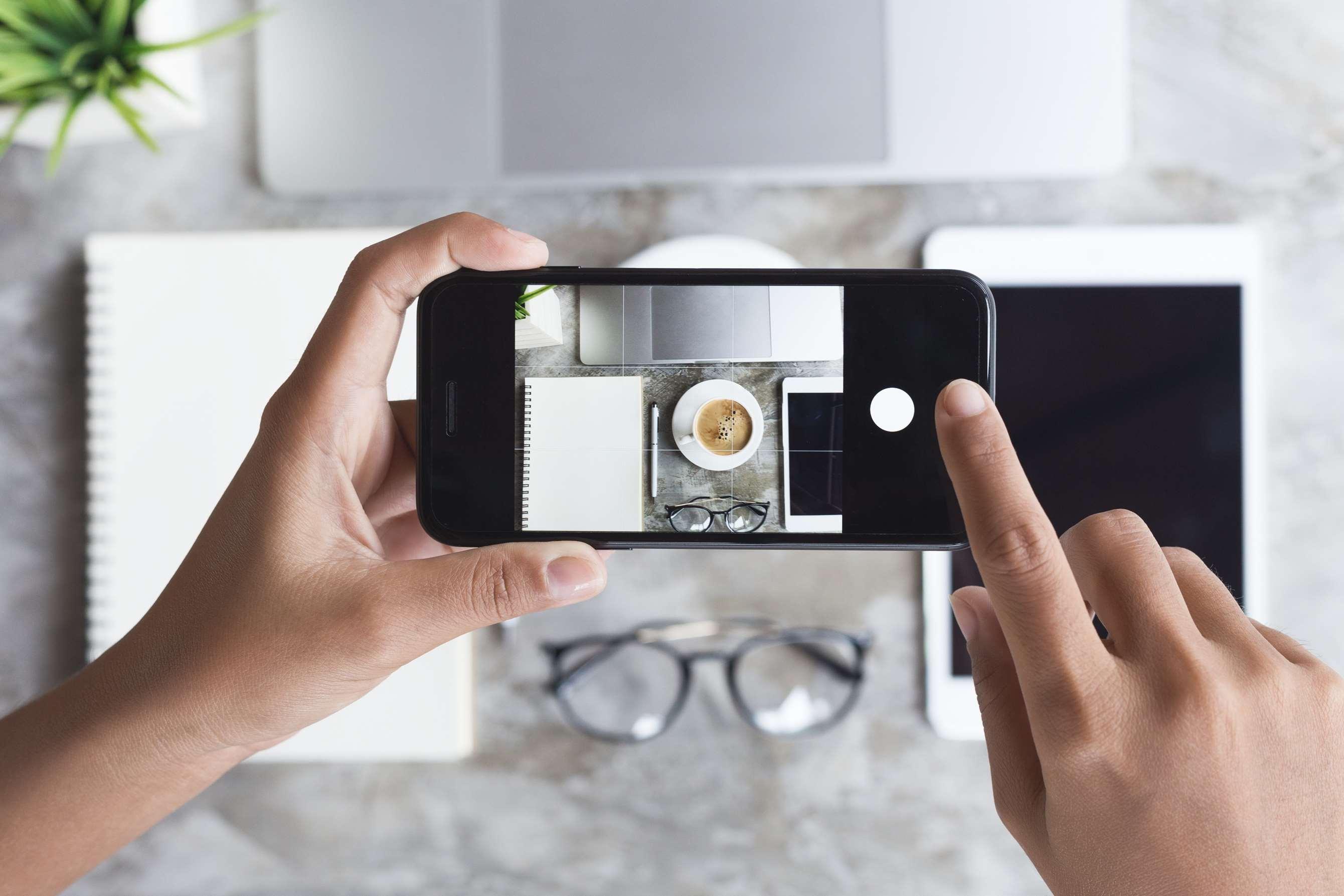 7 نکته و ترفند برای عکاسی بهتر در گوشی های اندرویدی
