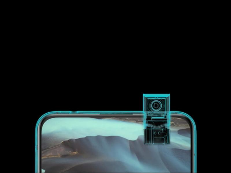 طراحی دوربین های چرخشی زیر نمایشگر گوشی توسط شیائومی