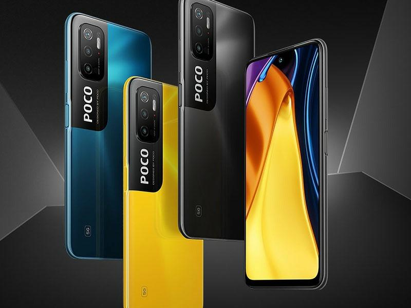 طراحی ظاهری POCO M3 Pro 5G