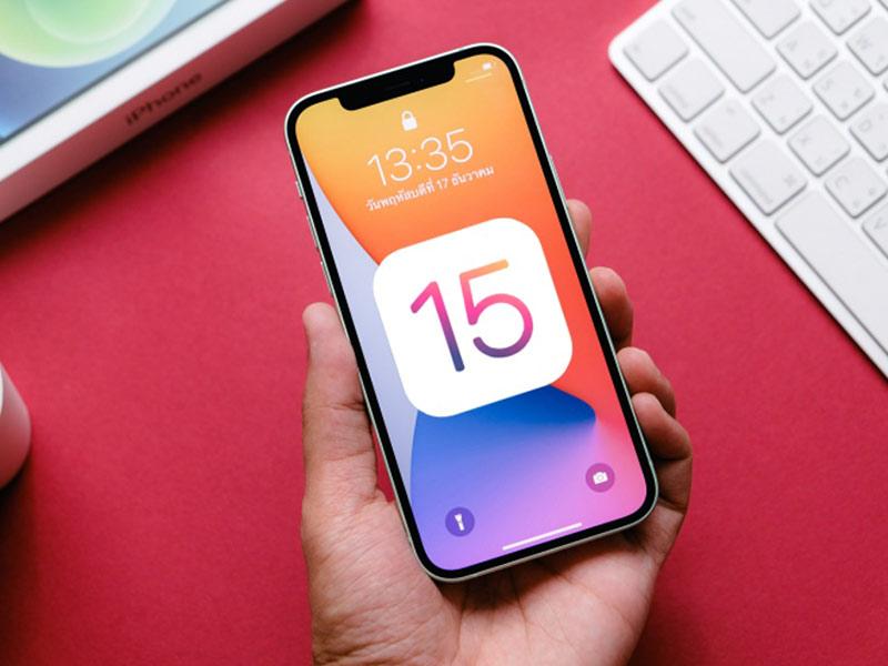 اپلios15 با جدید ترین قابلیت ها معرفی کرد