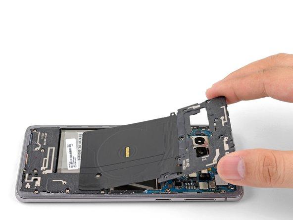تعویض باتری گوشی s10