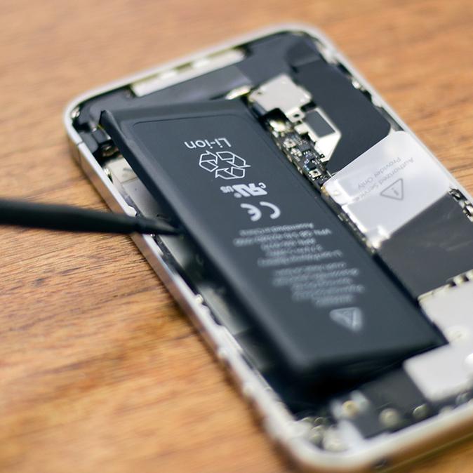تعمیر و تعویض باتری گوشی سامسونگ