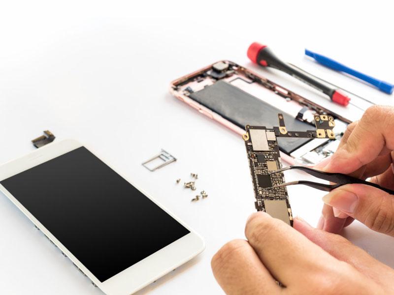تعمیرات نرم افزاری و سخت افزاری موبایل آباد