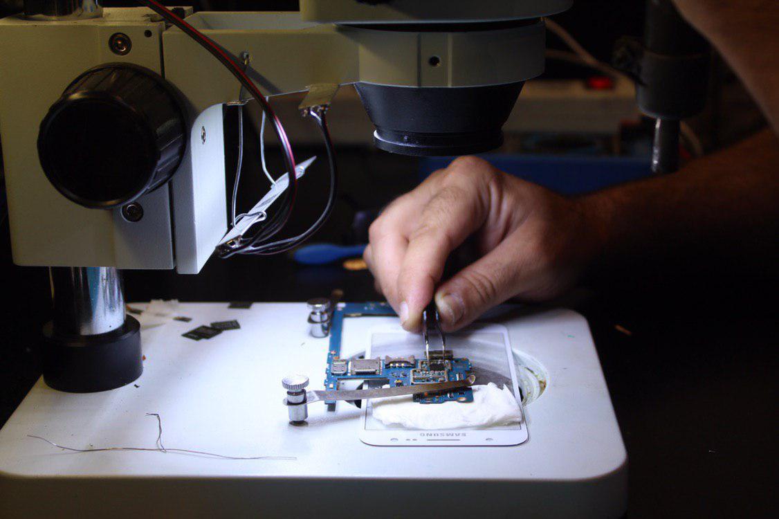 آموزش تعمیرات موبایل مشهد